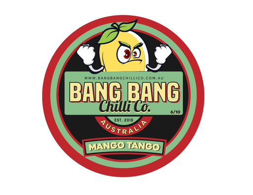 Mango Tango - Bang Bang Chilli Co