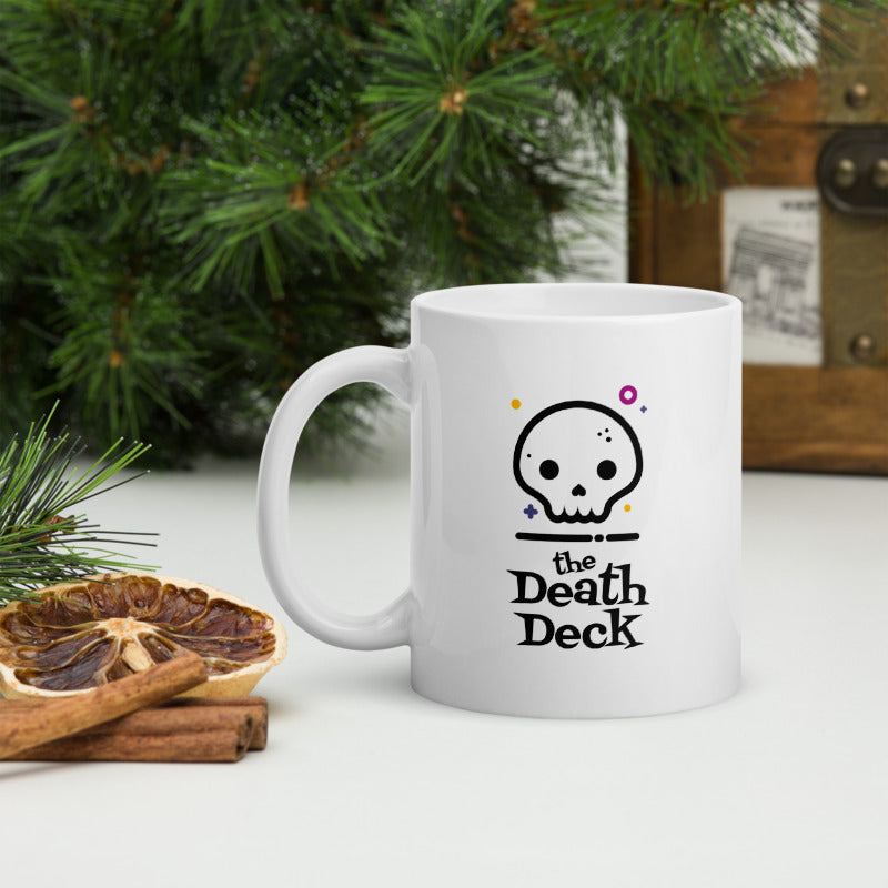 The Death Deck Mug