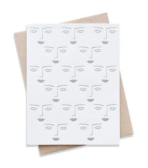 faces card - www.mignonshop.com