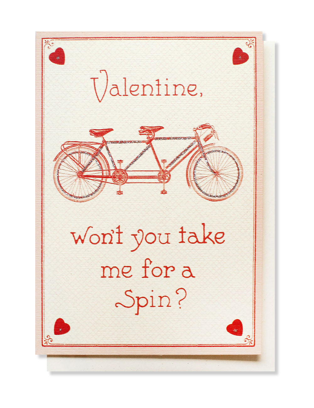 bicycle built for two card - www.mignonshop.com