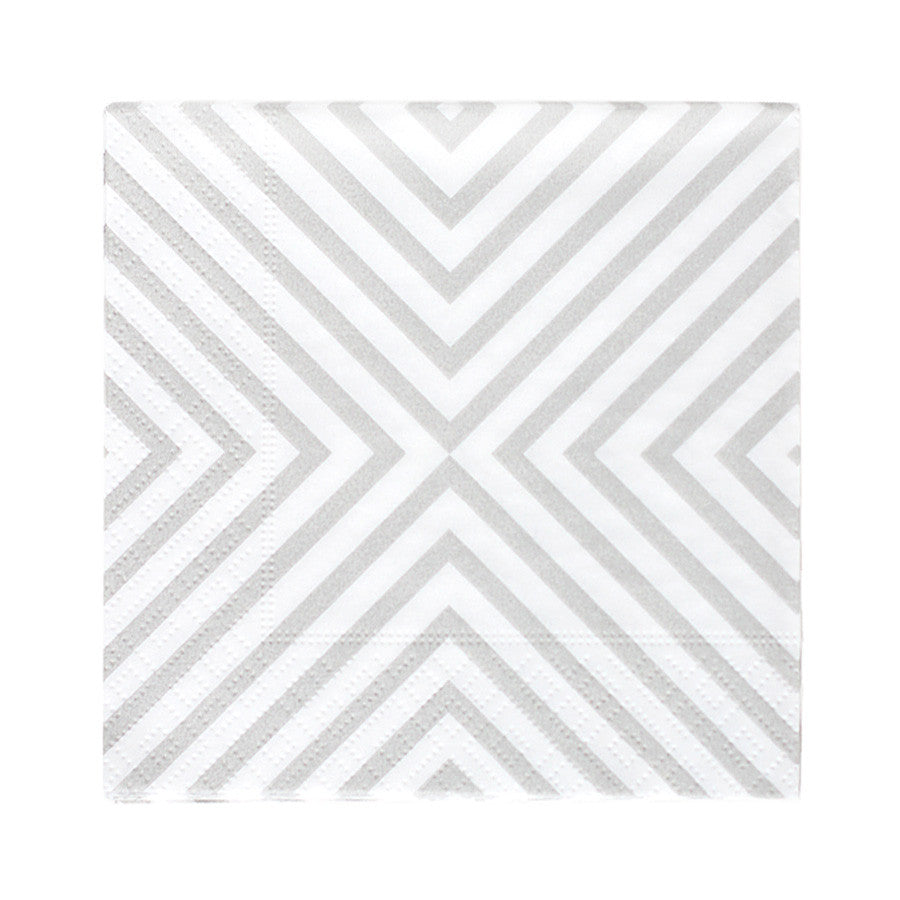 light gray chevron napkins - www.mignonshop.com - 1