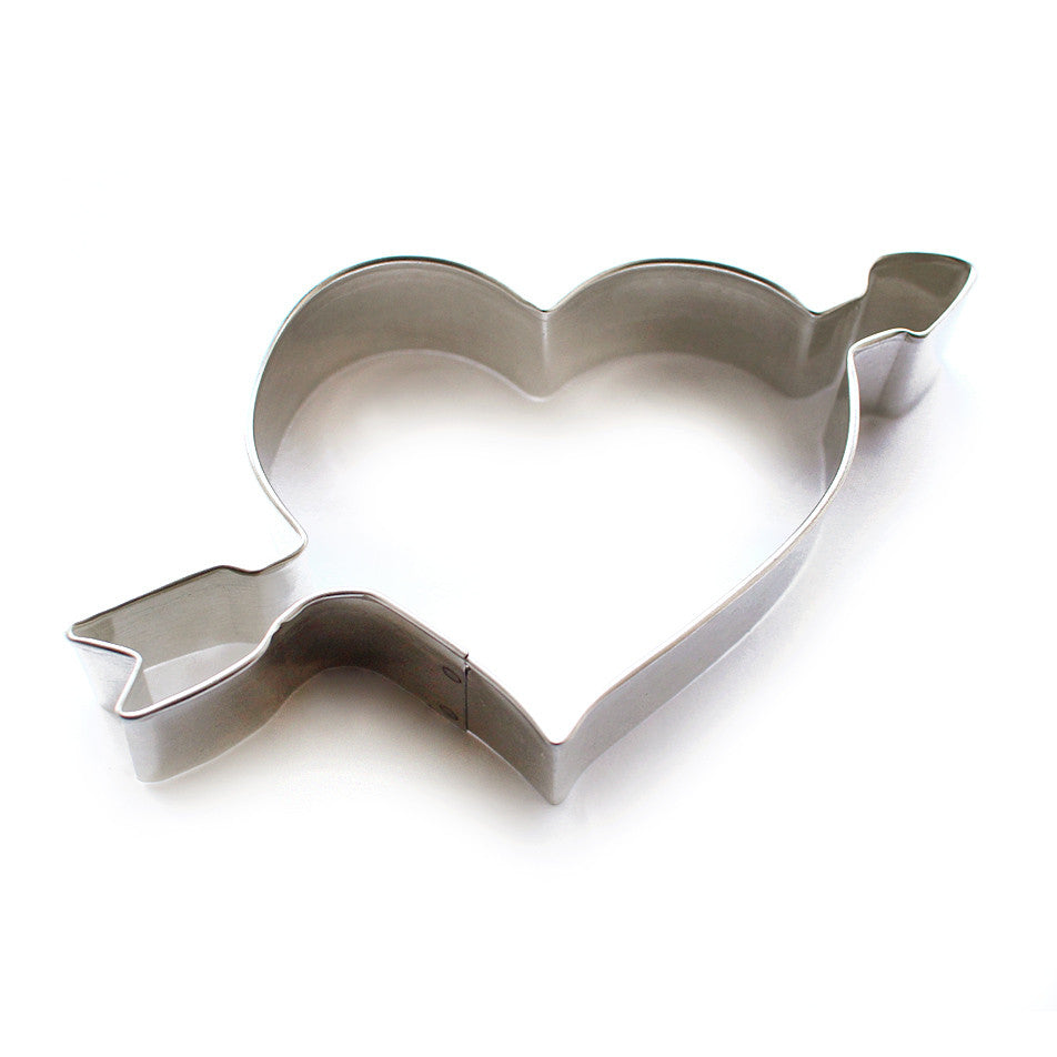 heart and arrow cookie cutter - www.mignonshop.com - 1