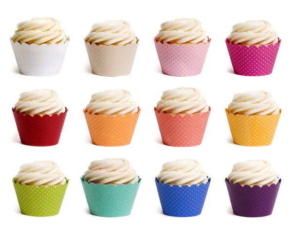 cupcake wrappers - www.mignonshop.com - 2