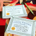 everyday achievement certificates - www.mignonshop.com - 2