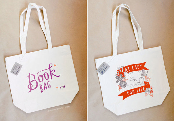 emily mcdowell tote bag - www.mignonshop.com - 3