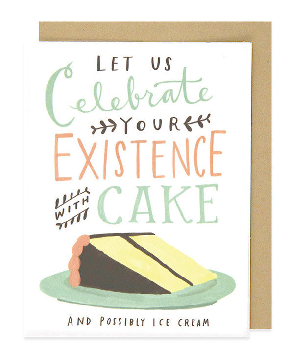celebrate with cake card - www.mignonshop.com