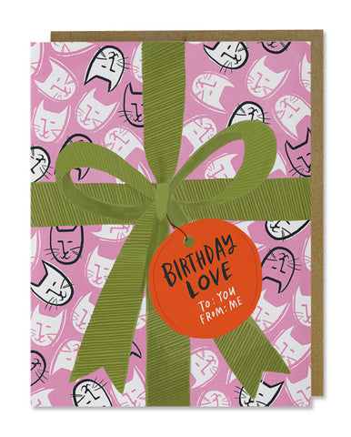 birthday love card - www.mignonshop.com