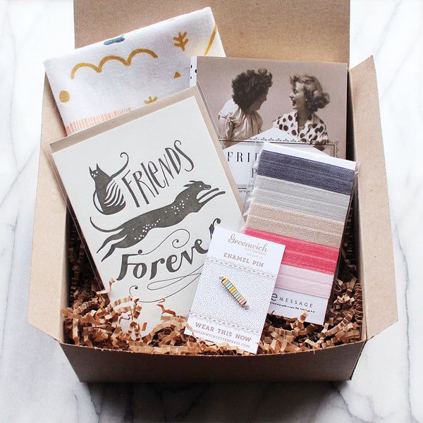 gift box no. 2 (for the best friend) - www.mignonshop.com - 1