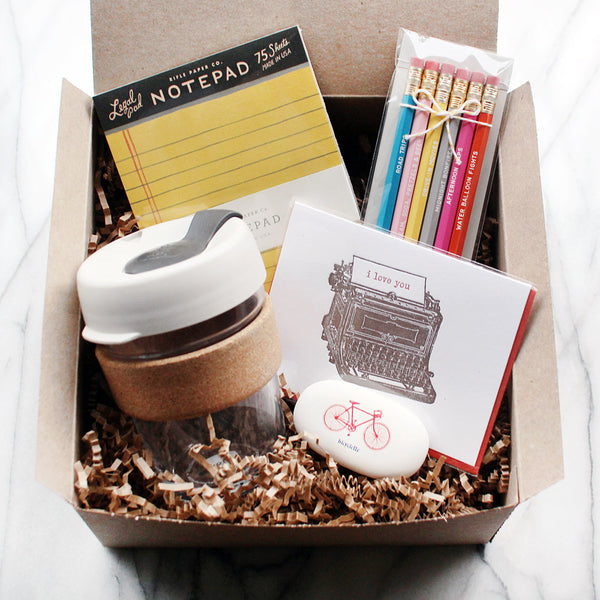gift box no. 3 (for the writer) - www.mignonshop.com - 1
