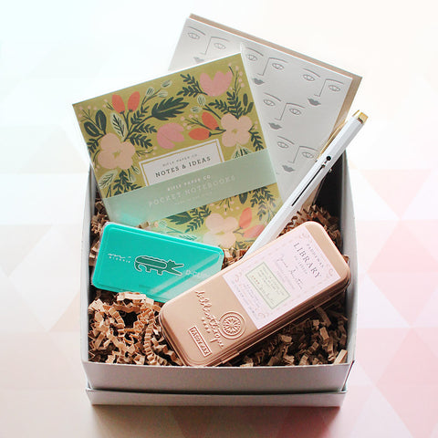 gift box no. 7 (for the journaler) - www.mignonshop.com