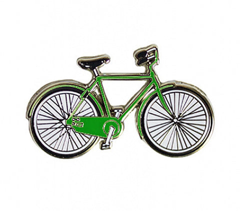 enamel bicycle pin - www.mignonshop.com - 1