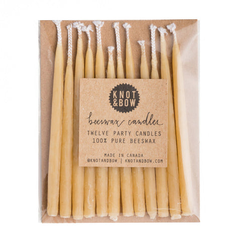 natural beeswax candles - www.mignonshop.com