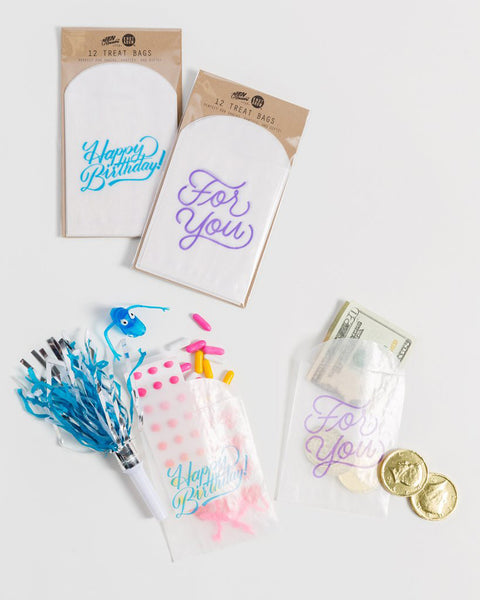 for you glassine treat bags - www.mignonshop.com - 2