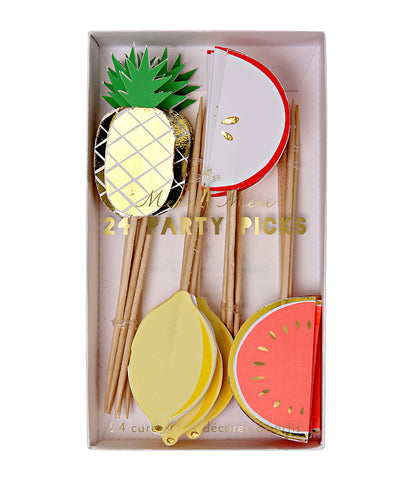 fruit party picks - www.mignonshop.com