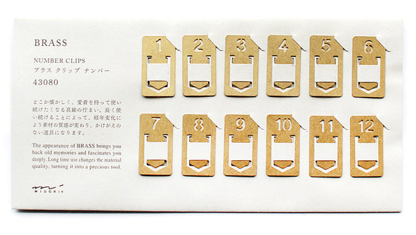 brass number clips - www.mignonshop.com - 4