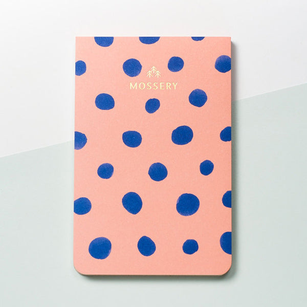 mossery notepad - www.mignonshop.com - 2
