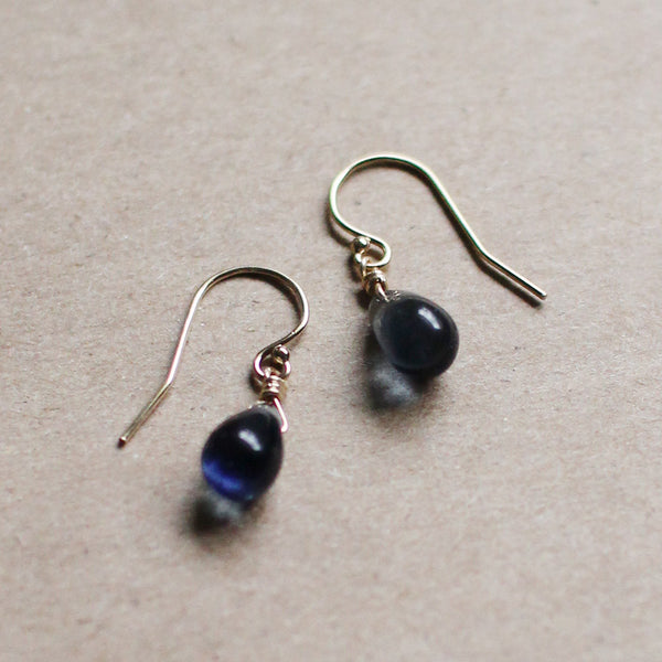 night swimming earrings - www.mignonshop.com - 3