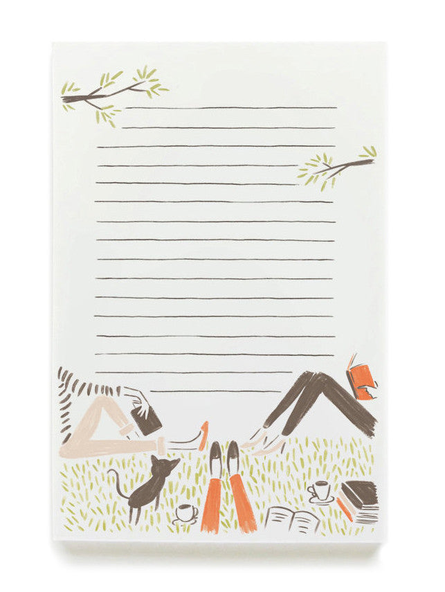 book club notepad - www.mignonshop.com