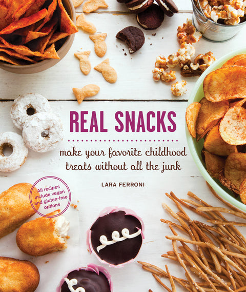real snacks by lara ferroni - www.mignonshop.com