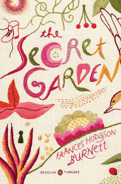 the secret garden by frances hodgson burnett - www.mignonshop.com
