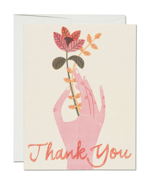 handy thank you card - www.mignonshop.com