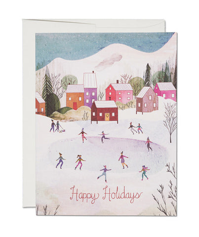 village skating card - www.mignonshop.com