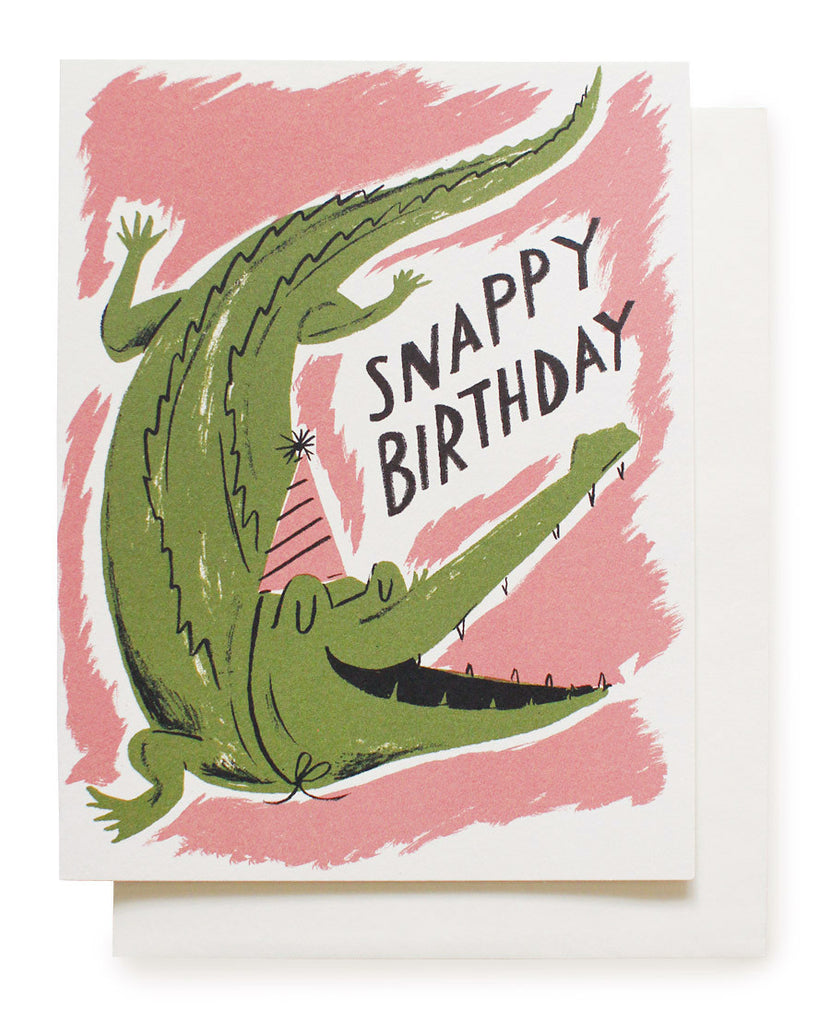 snappy birthday card - www.mignonshop.com - 1