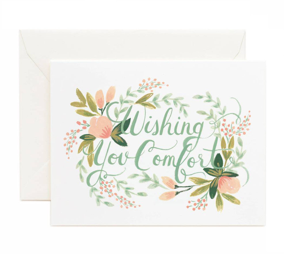 wishing you comfort card - www.mignonshop.com