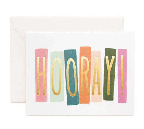 hooray card - www.mignonshop.com - 1