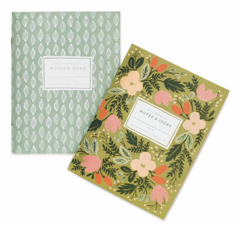 pocket notebooks - www.mignonshop.com - 1