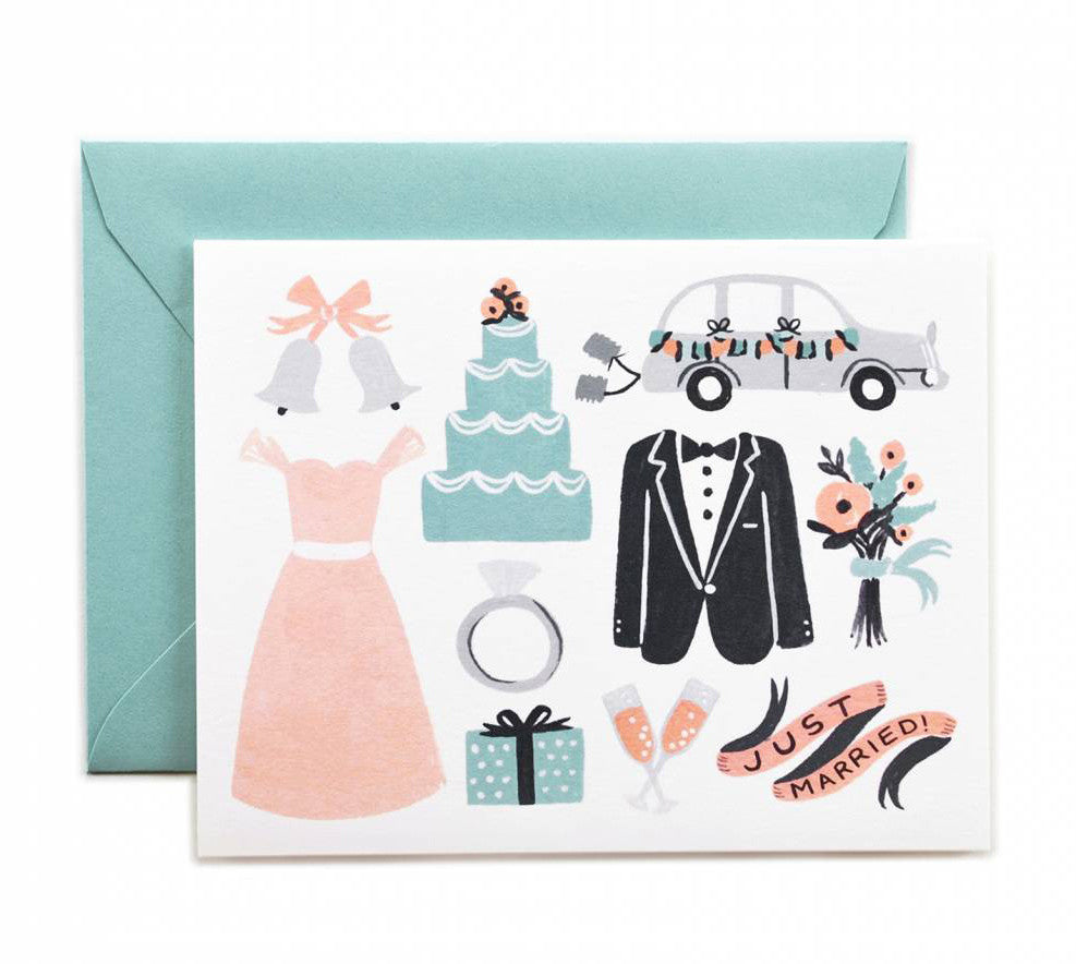 wedding card - www.mignonshop.com
