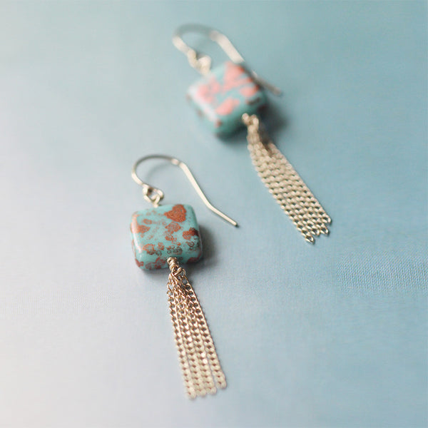 santorini earrings - www.mignonshop.com - 2