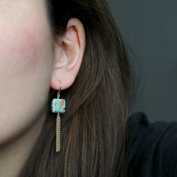 santorini earrings - www.mignonshop.com - 4
