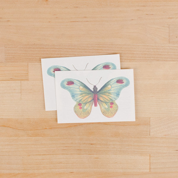 butterfly temporary tattoo - www.mignonshop.com - 3