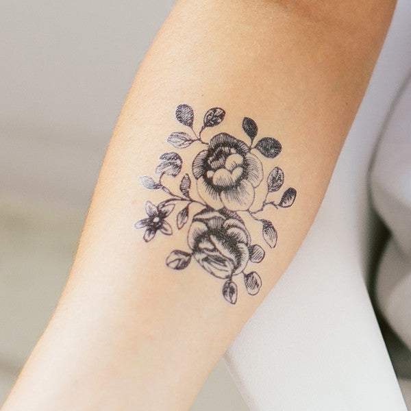 nautical temporary tattoos - www.mignonshop.com - 2