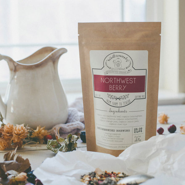 northwest berry organic tea - www.mignonshop.com - 1