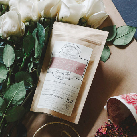 rose city chocolate organic tea - www.mignonshop.com - 1
