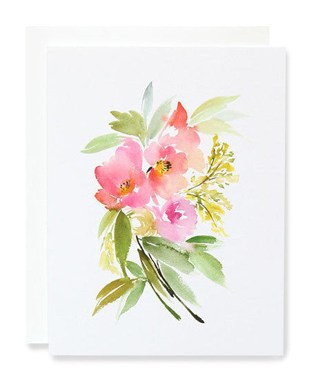 poppies & roses card - www.mignonshop.com