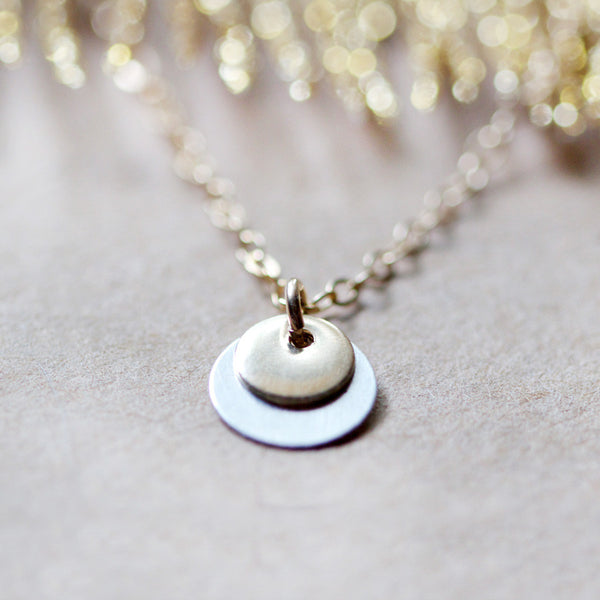 zoe necklace - www.mignonshop.com - 1