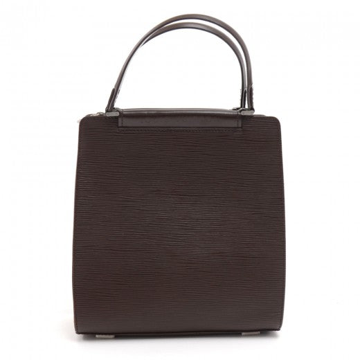 Louis Vuitton Figari PM Brown Epi Leather Handbag