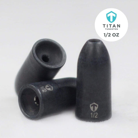 Image of Pro-Series Tungsten Worm Weights - Titan Tungsten