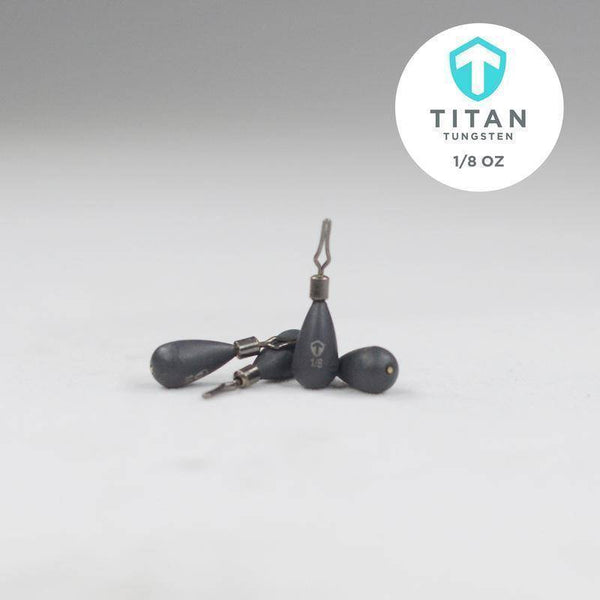 Pro-Series DropShot (StealthShot) Weights - Titan Tungsten