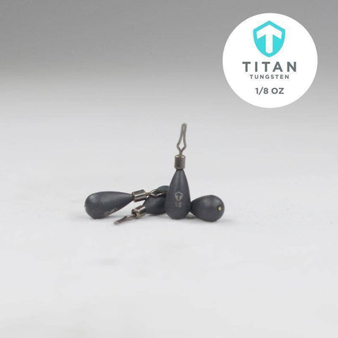 Image of Pro-Series DropShot (StealthShot) Weights - Titan Tungsten
