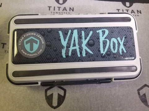 Image of Titan/TFL Yak Box - Titan Tungsten