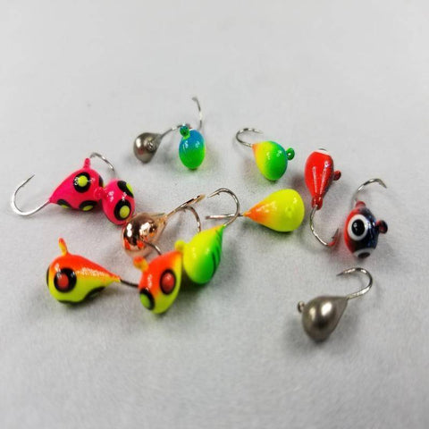 Image of Tungsten Ice Jigs