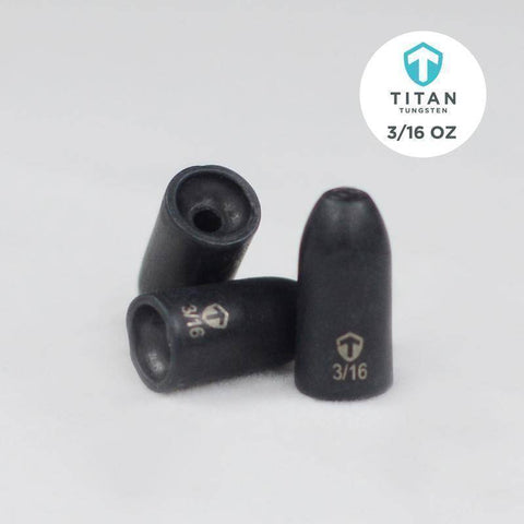 Pro-Series Tungsten Worm Weights
