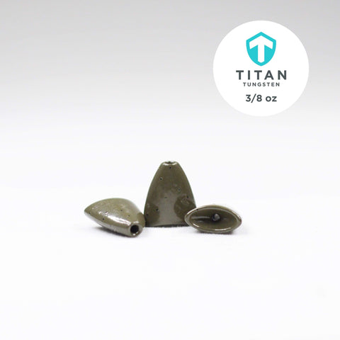 Tungsten Arrowhead Weight - Titan Tungsten