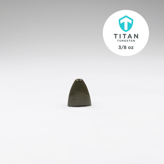 Tungsten Arrowhead Weight