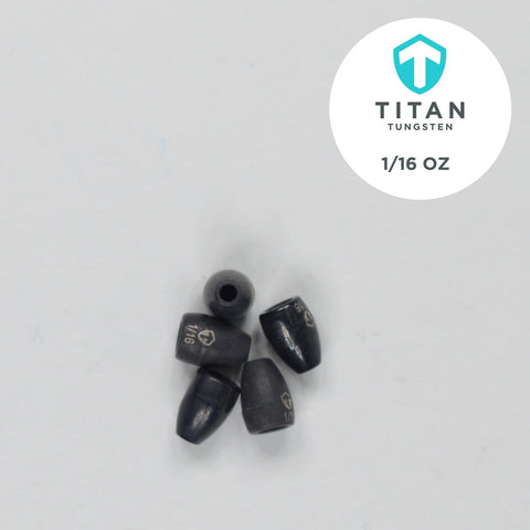 Image of Pro-Series Tungsten Flipping Weights - Titan Tungsten