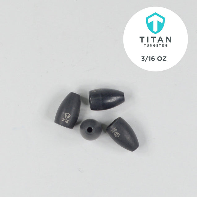 Pro-Series Tungsten Flipping Weights